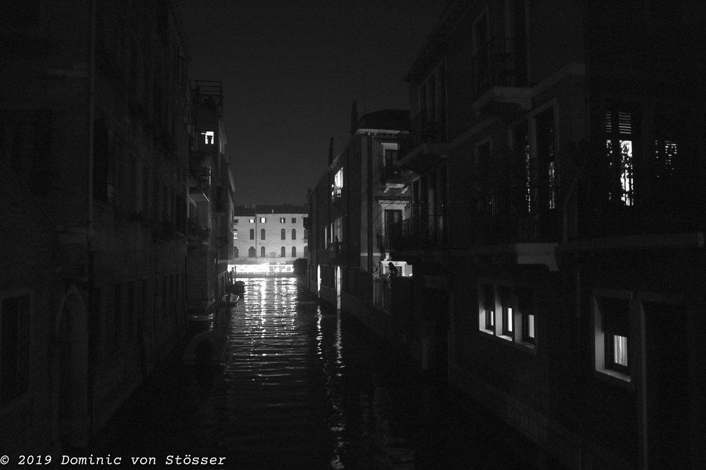 Venice. March 2019.