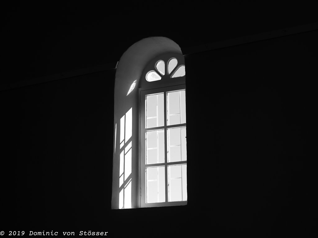 Church Window, Okahandja