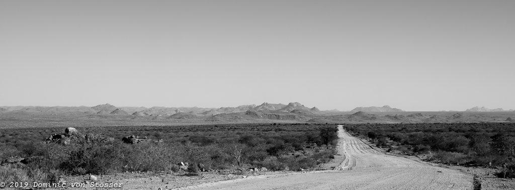 Swakop Valley. Khomar Region.