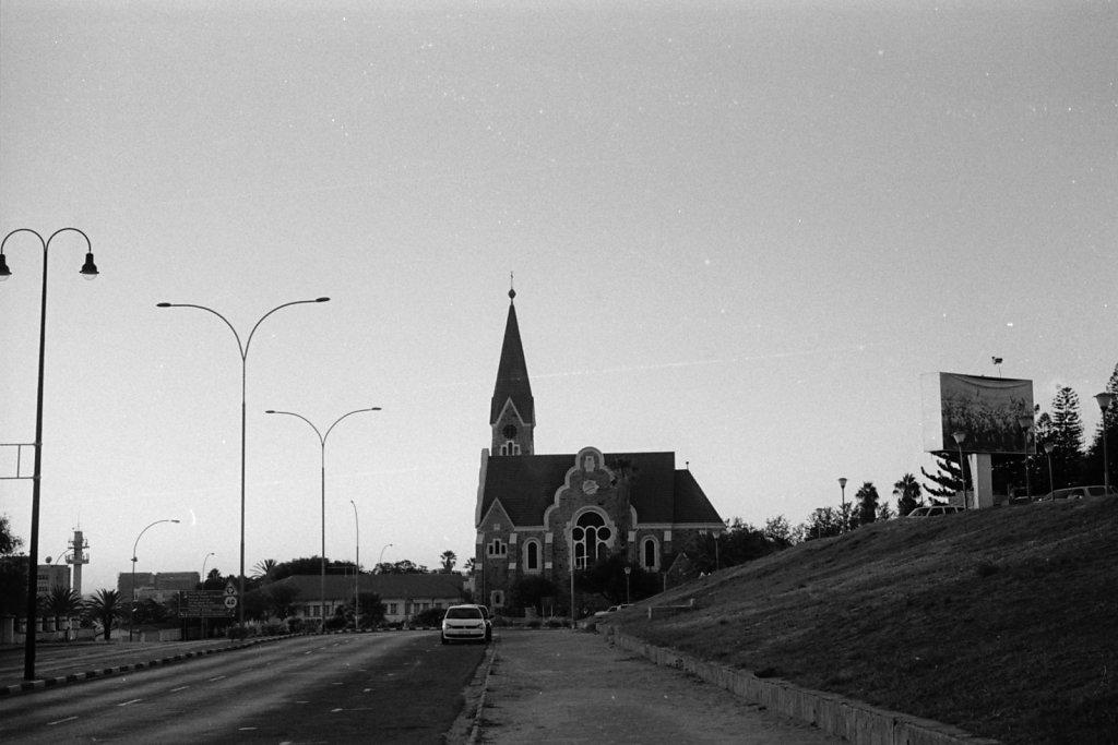 Christuskirche. Windhoek.